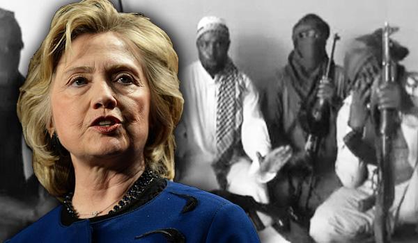 Clinton Terrorist